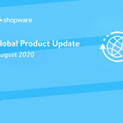 Global Product Update Grafik